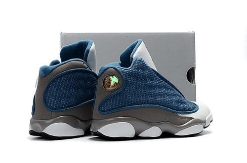 a4d76101e8339a Classic Boys Jordan Retro 13 French Blue University Blue Flint Grey 310271  441 G