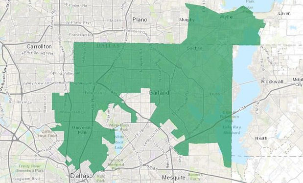 Texas 32dn congressional district.jpeg