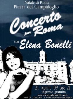 Concerto Elena Bonelli