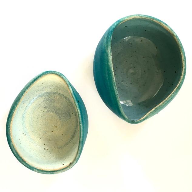 Blåmuslingskåle