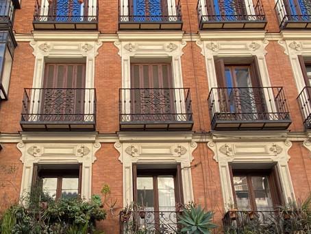 Madrid property update.