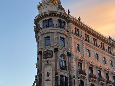 The renaissance of Madrid's hotel scene. (updated March 2020)