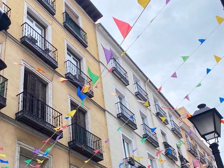 Madrid unfurls from lockdown