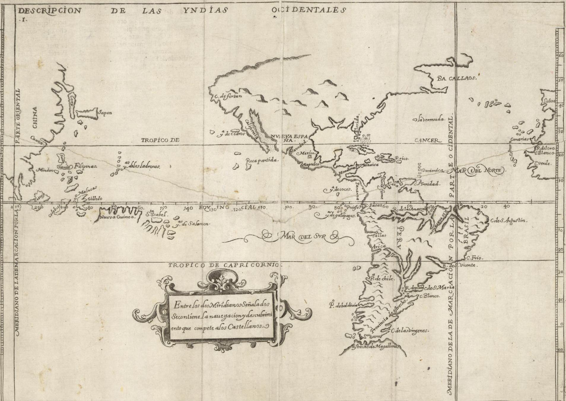 ISLAS DEL PACÍFICO AMERICANO