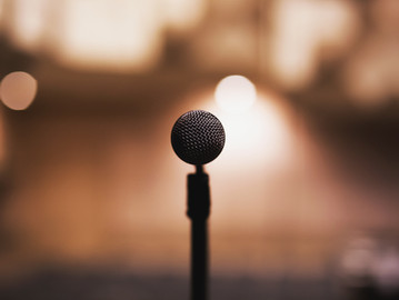 Dealing with the Fear of Public Speaking: Seven Tips