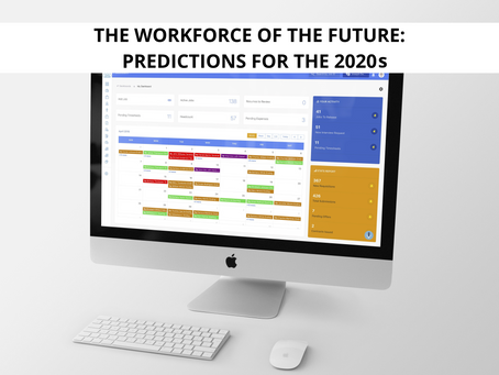 The workforce of the future: Predictions for the 2020s