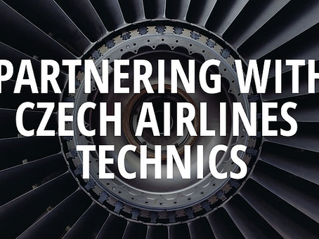 Socium partners with Czech Airlines Technics in a continued drive into the Czech Republic