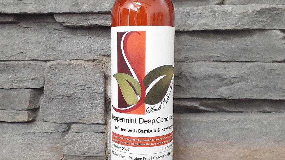Peppermint Cream Deep Conditioner