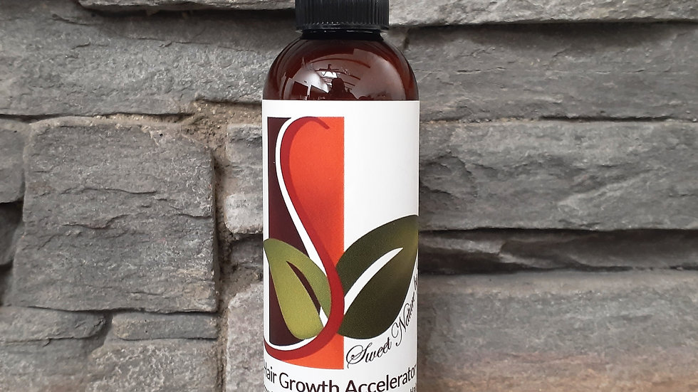 Sulfur Free Hair Growth Oil