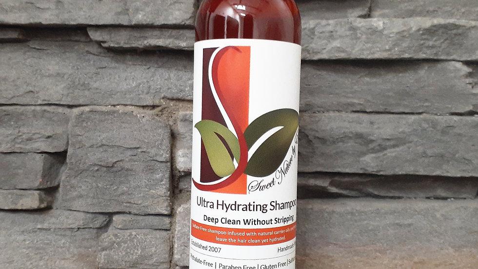 Robust Formula Sulfate Free Moisturizing Shampoo