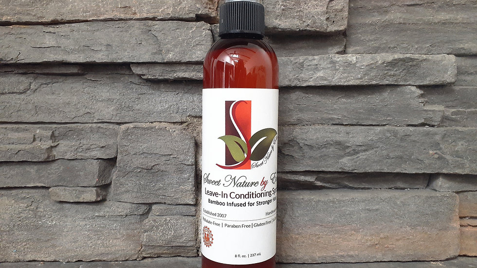 Herbal Bamboo Leave-In Conditioner