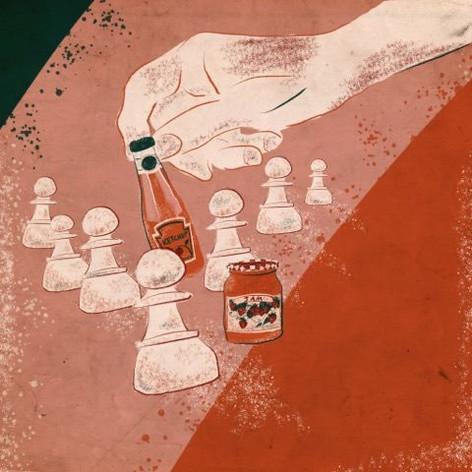 Ketchup - Huffington Post