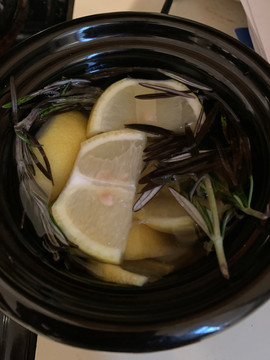 Rosemary and Lemon Potpourri