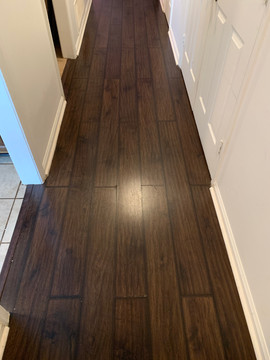 Clean Walls & Floors