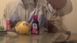 DIY Rosemary & Lemon