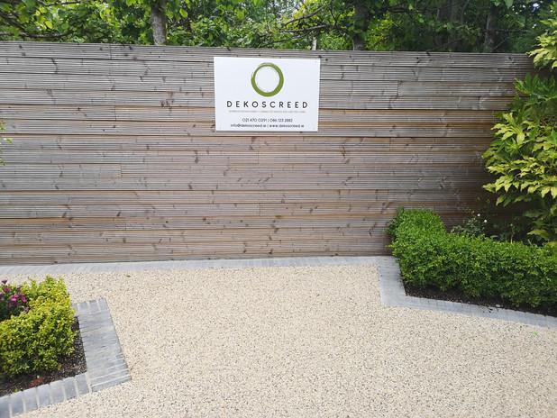 Resin Stone Carpet, Mallow Garden Show