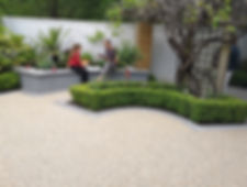 Resin Stone Carpet, Mallow Garden Show