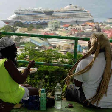 Insel Dominika, Karibik