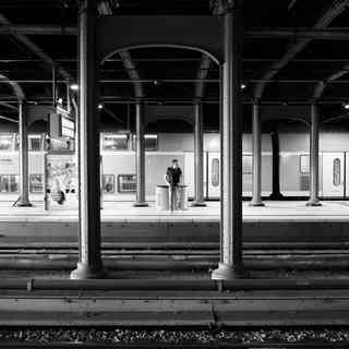 Hauptbahnhof, Karlsruhe