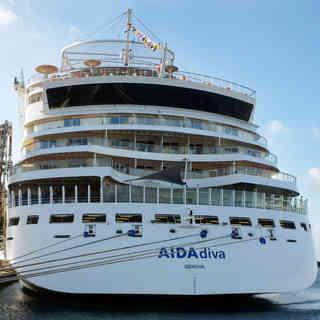 Aida diva, Insel Barbados, Karibik