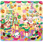17年 ペコちゃん&ポコちゃんカレンダー 11・12月