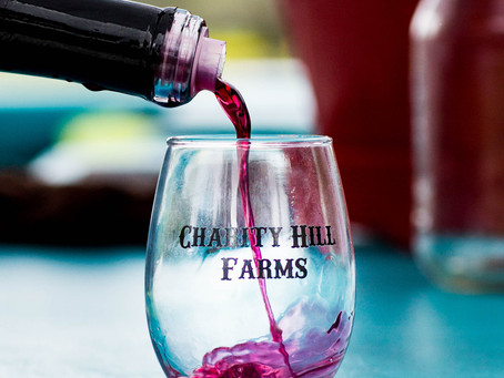 Fun On The Farm! - Charity Hill's Inaugural Wine Festival in Ruther Glen