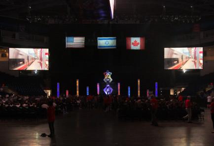 JCC Maccabi Games 2016 Opening Ceremonies