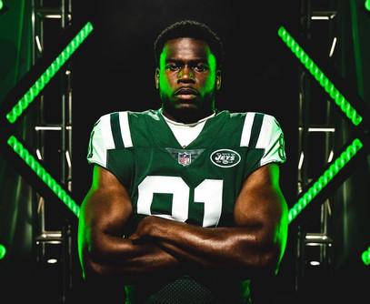 NY Jets 2018 Player Intro