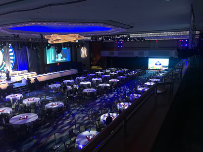 Yankees Homecomming Gala 2018