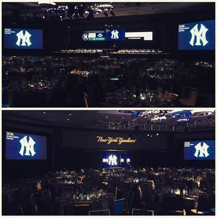 Yankees Homecomming Gala 2016