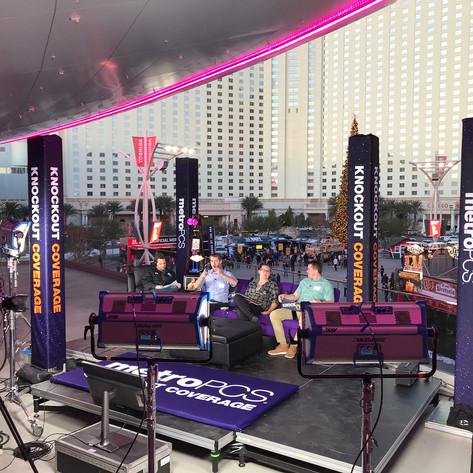 Metro PCS Purple Couch Facebook Live