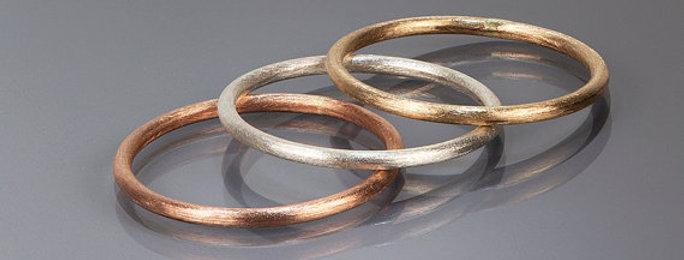 Brushed Ring
