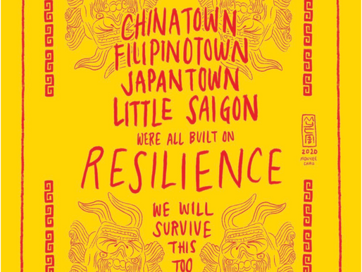 International District: We Are Resilient