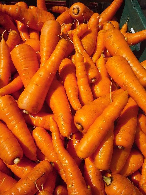 Carrots Orange/Lb (aprox 2LB/Bag)