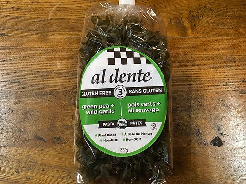 Pasta - Al Dente Green pea