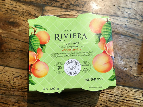 Yogourt- Petits- Apricot (4pkg)