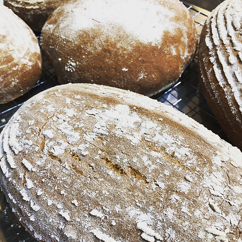 Bread - Spelt