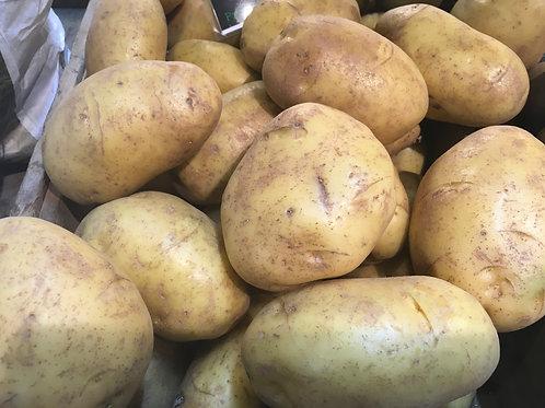 Potatoes Yellow/Lb