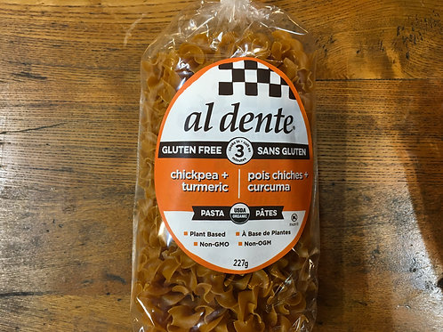Pasta - Al Dente Chick Pea Turmeric