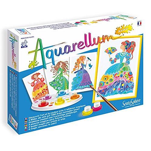 Aquarellum - Principesse floreali