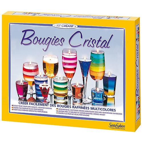 Candele di cristallo