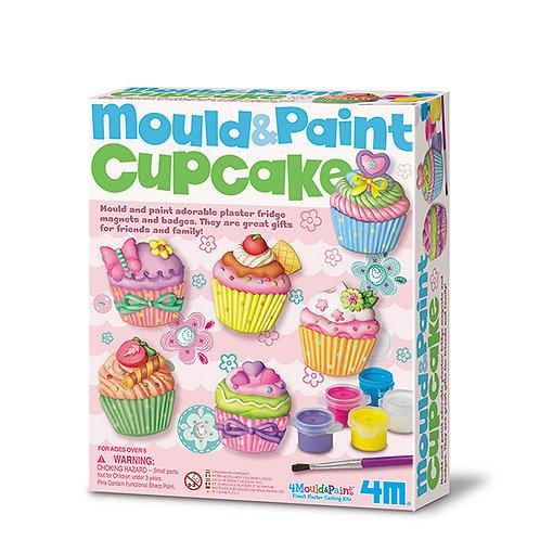 Modella e colora - cupcake