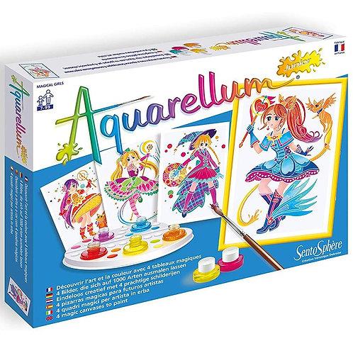 Aquarellum - Magical girls