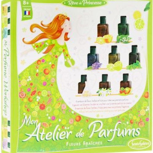 Atelier de parfums - Fiori freschi