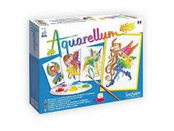 Aquarellum - Ninfe