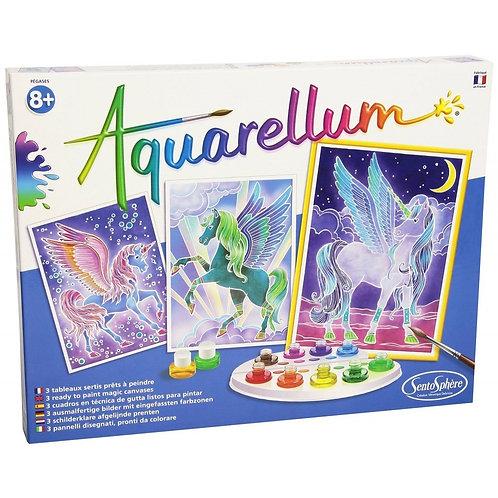 Aquarellum grande - Pegaso