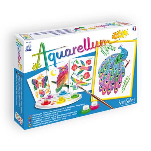 Aquarellum - Nel parco