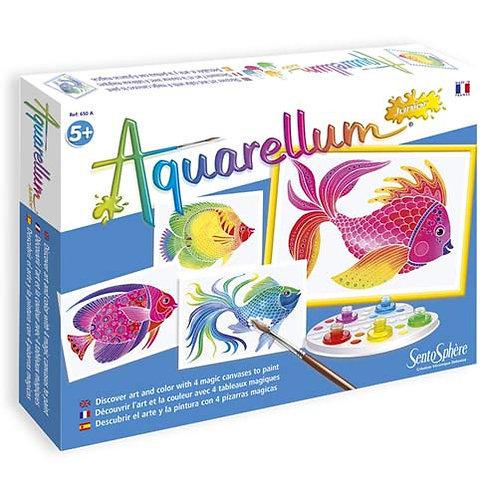 Aquarellum - vari soggetti