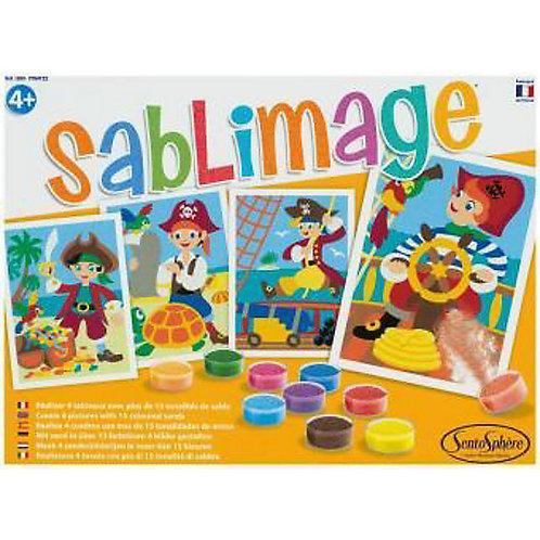 Sablimage - Pirati