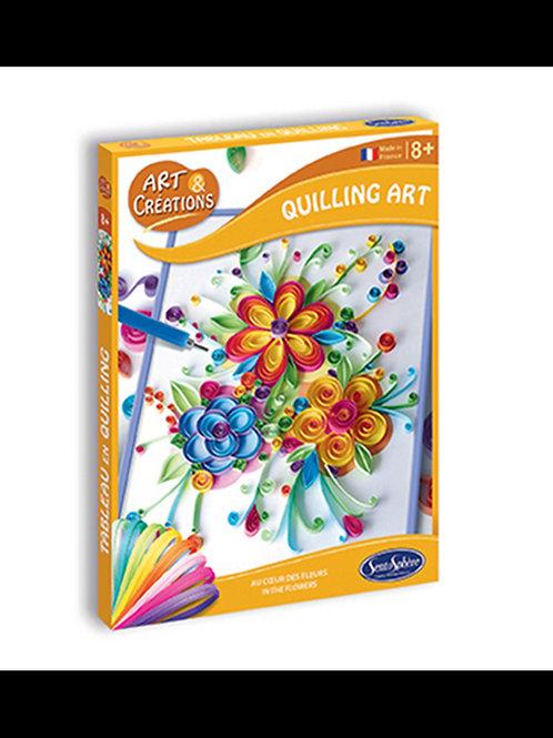 Quilling art - fiori